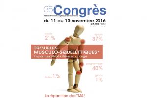 35ème congrès de l'AFO : les TMS @ Le Botticelli | Paris | Île-de-France | France