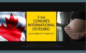 L'ostéopathie au Canada - Troubles fonctionnels de la femme enceinte @ Ostéobio | Cachan | Île-de-France | France