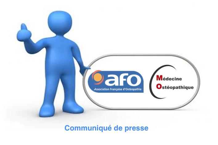 Pratique illégale de l'ostéopathie : L'AFO et le MO dénoncent le danger