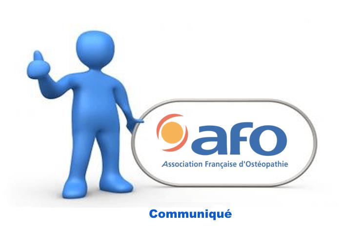 Communiqué AFO