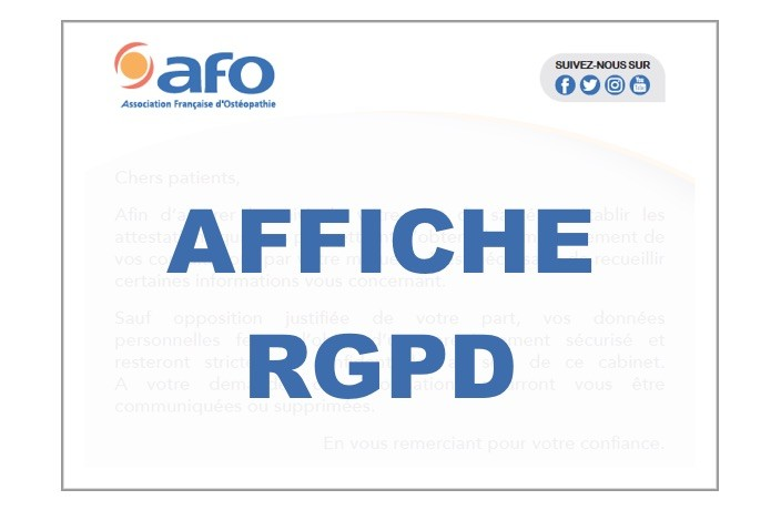 Ad'AP – RGPD : Attention aux Arnaques
