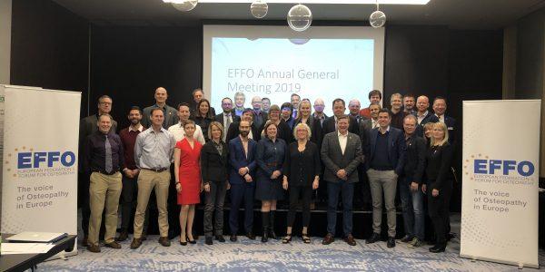 AG EFFO members